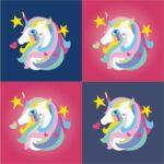 Ninas Unicornio
