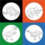 Ninos Dinosaurios